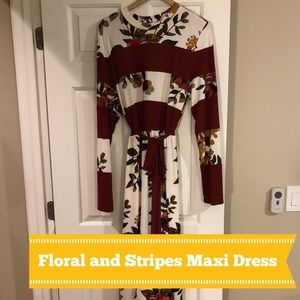 Tara Lynn Boutique Maxi Dress